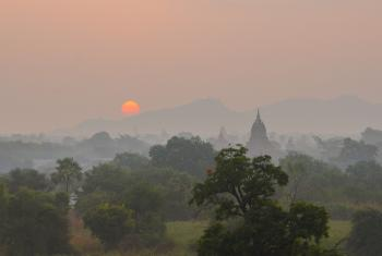 """""""Our solidarity with the people of Myanmar continues as we earnestly pray for a peaceful outcome from this crisis,"""" said Rev. Dr Philip Lok, LWF Regional Secretary for Asia. Photo: Tim Proffitt-White (CC-BY-NC-ND)"""